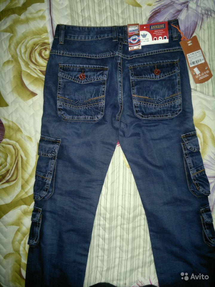 Где купить джинсы доставка