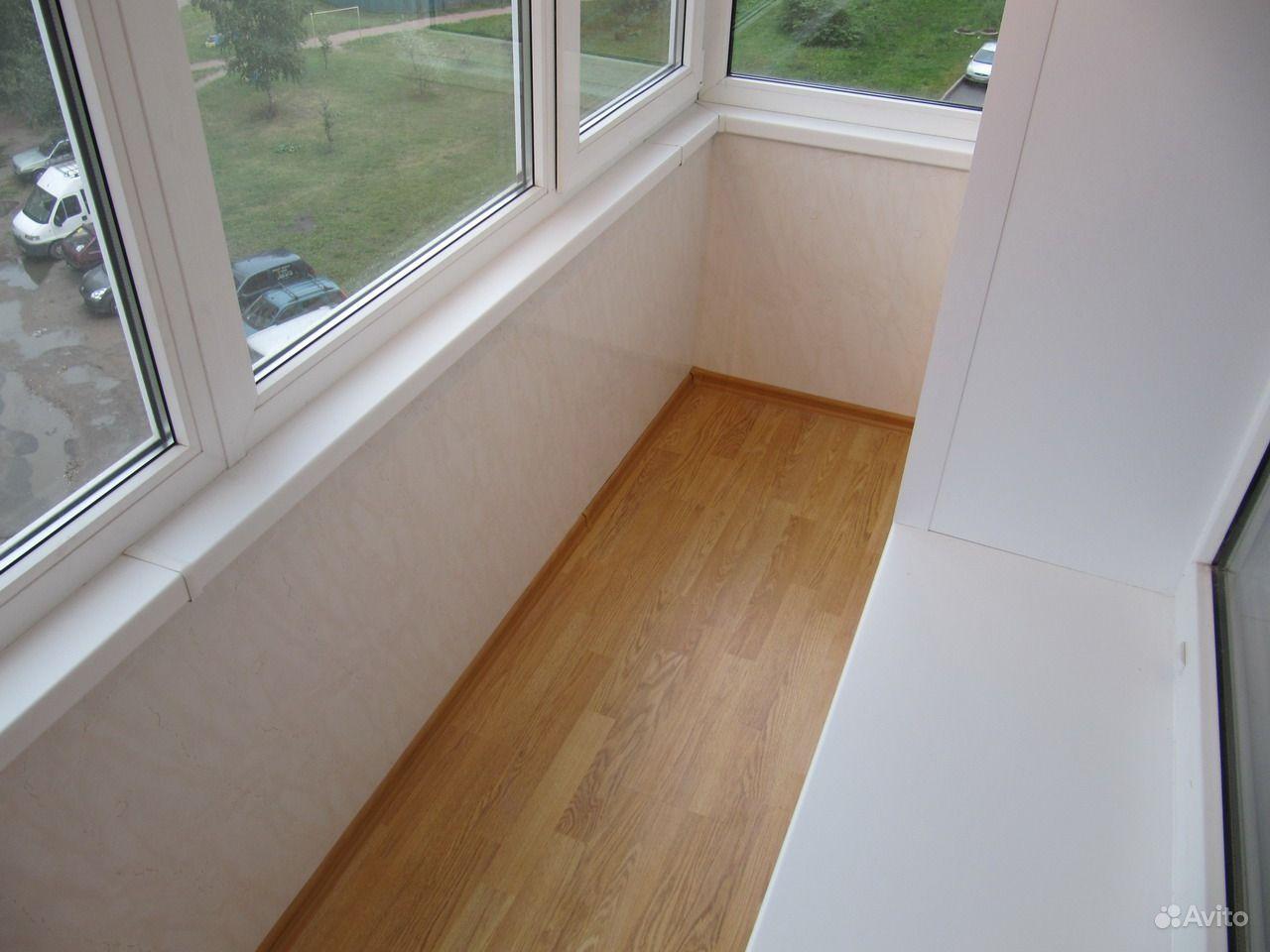 Отделка балкона в хрущевке - про ремонт.
