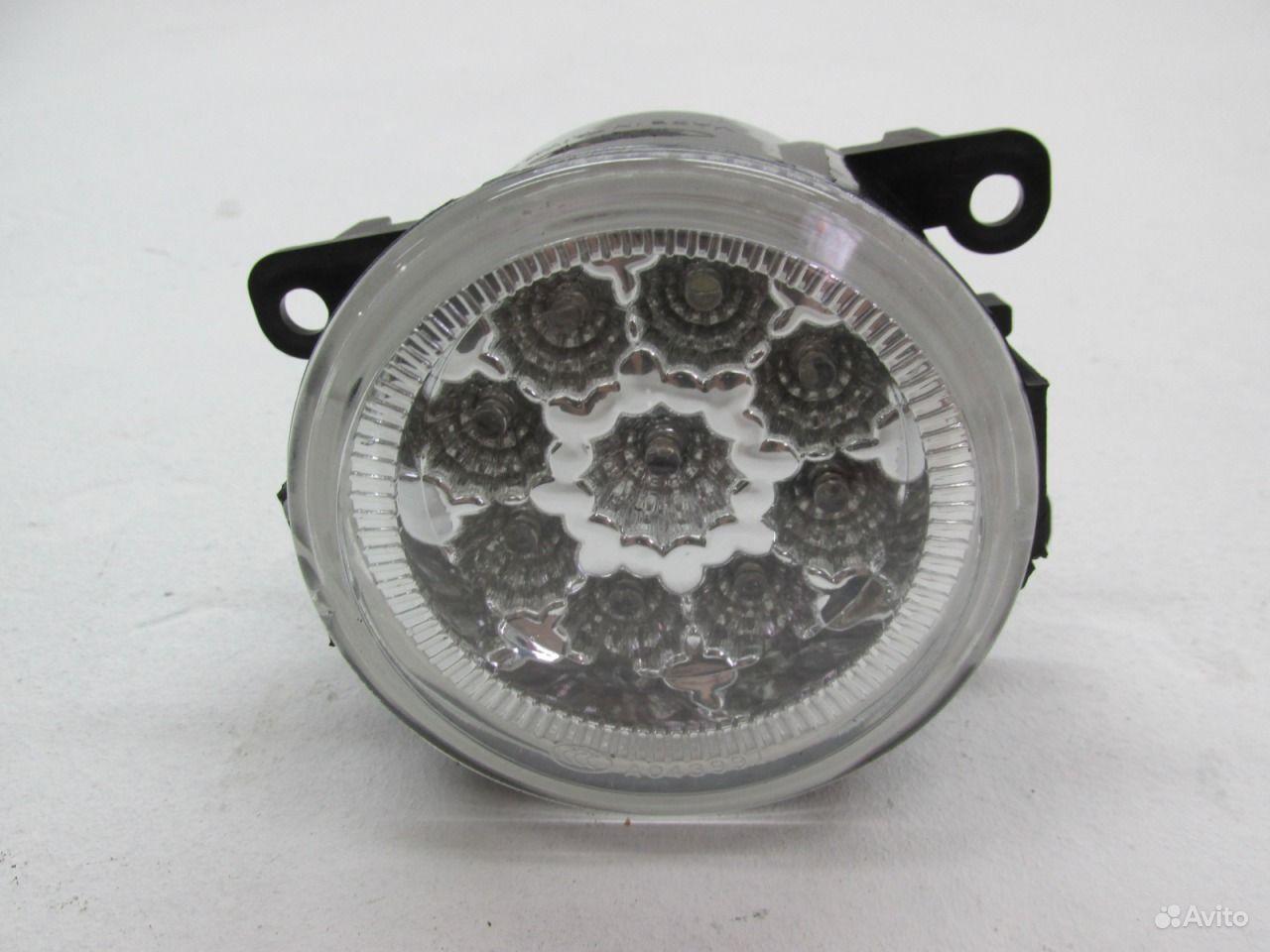 Светодиодные противотуманные фары форд фокус 2 5 фотография