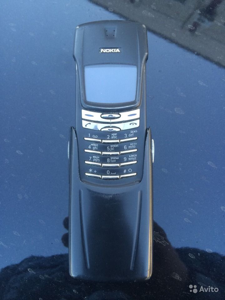 750a7392 Venomtrax — AVITO.ru - Запчасти для Nokia 8910/8910i в Москве.