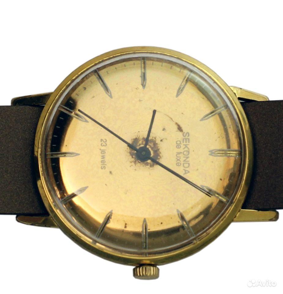 Мужские часы SEKONDA - watch2menet