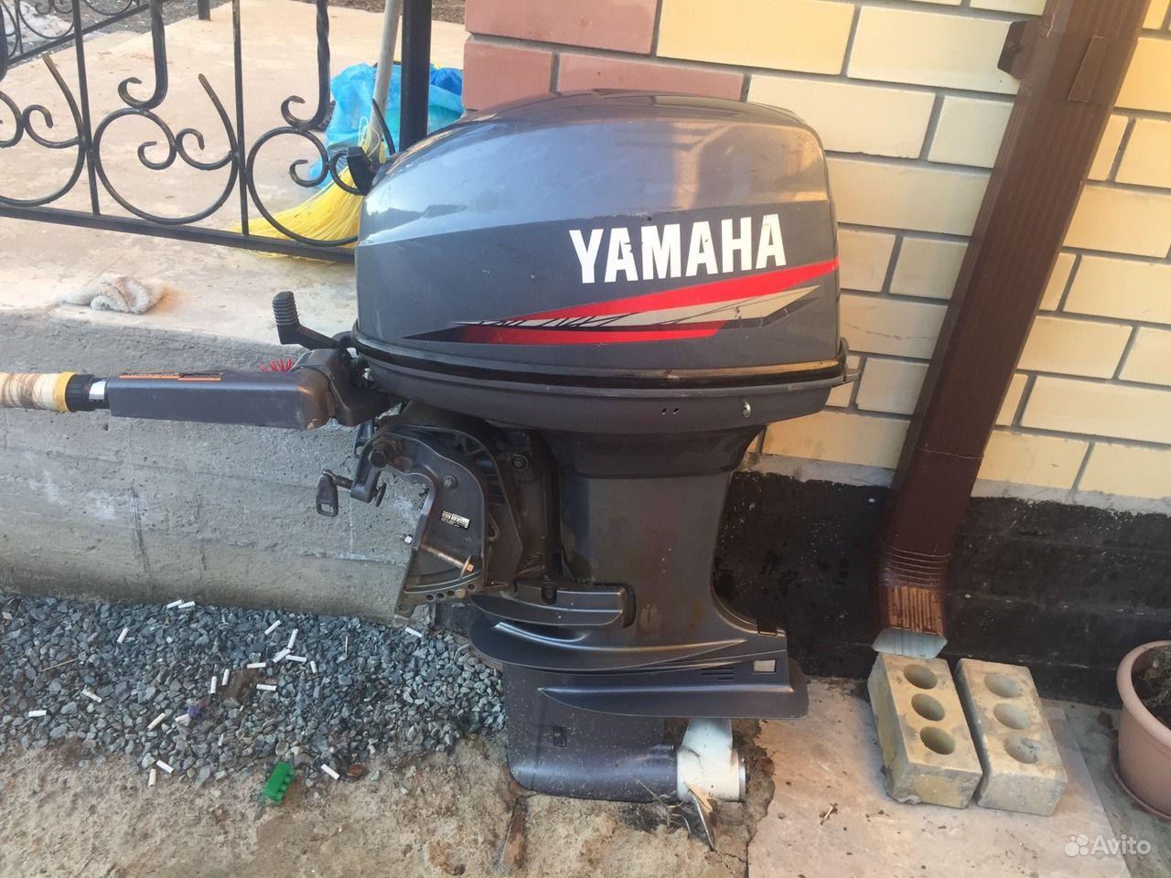 лодочный мотор бу хмао