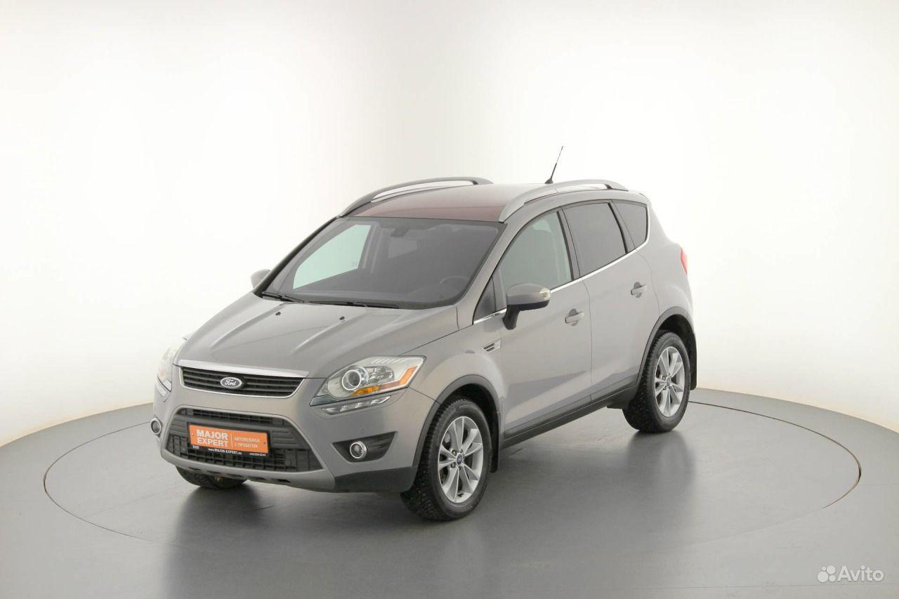 Ford Kuga 2.0 AMT, 2012, внедорожник.  Москва