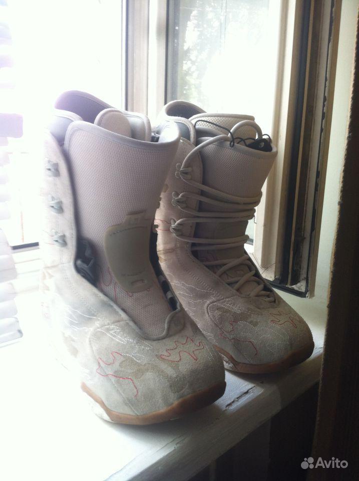 Для сноуборда ботинки ride snowboards
