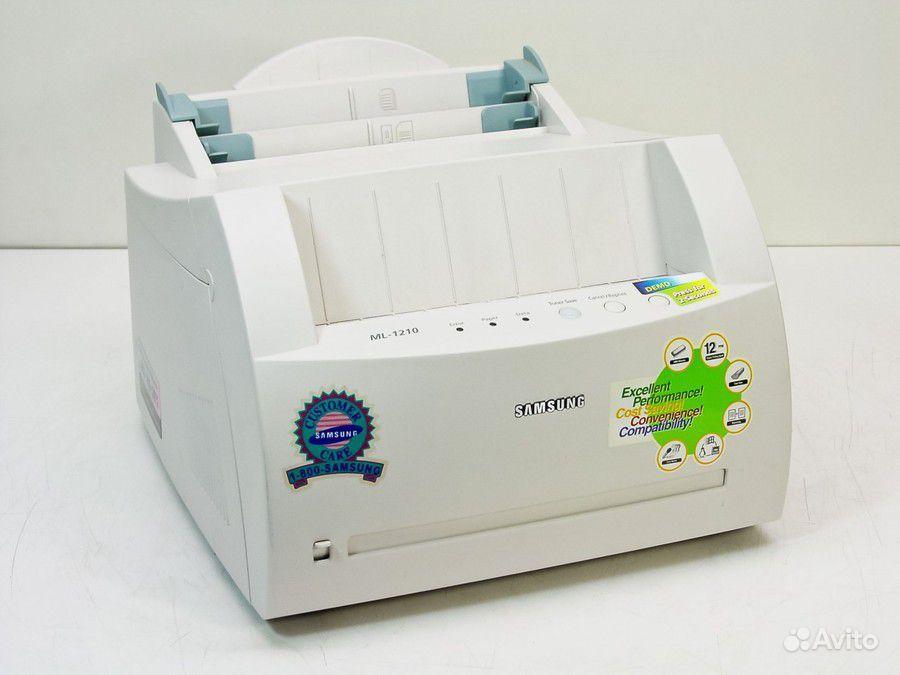 Скачать драйвера для принтера ml 1210
