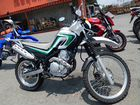 Yamaha serow 250 FI
