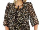 Блузки Для Полных Женщин Купить