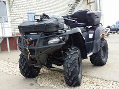 Suzuki king quad 750 2009