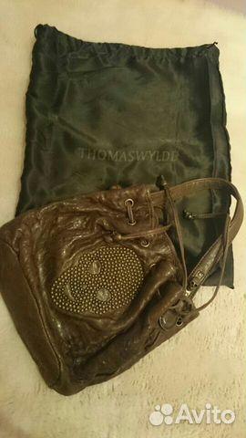 Копии женские сумки thomas wylde