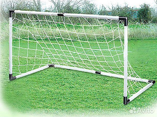 Как сделать ворота для футбола своими руками из дерева