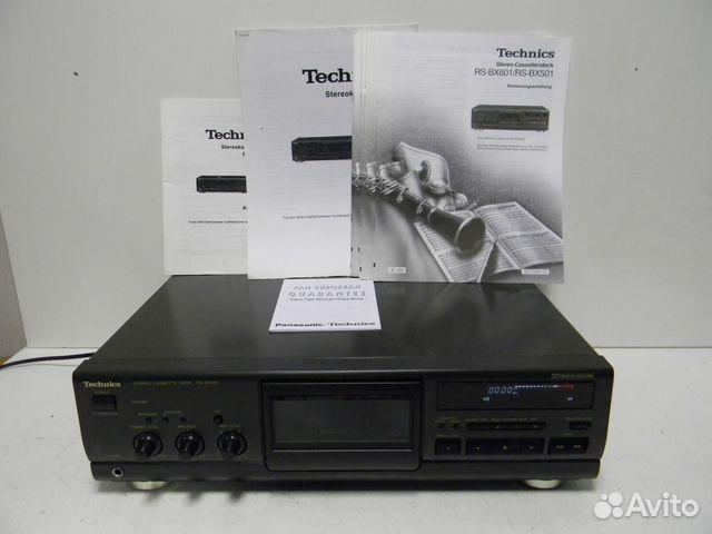 Technics RS-BX501 Кассетная