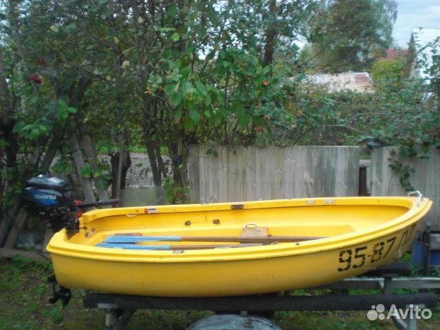 пластиковая лодка производства спб