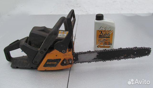 Бензопила partner 371 chrome ремонт своими руками 56