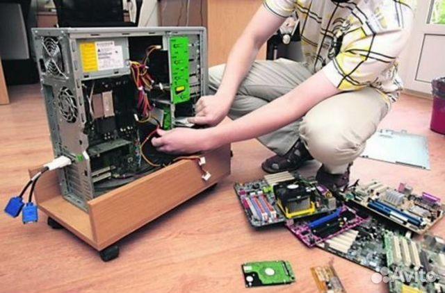 Сбор компьютера своими руками