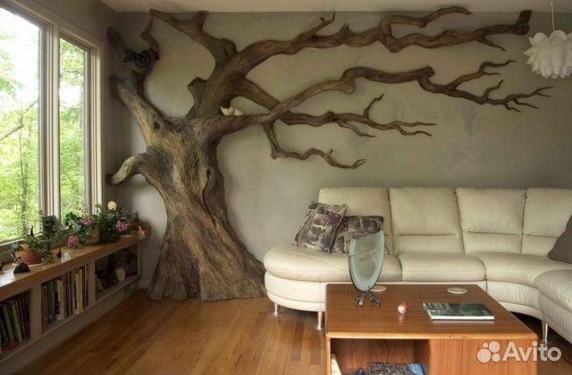 Дерево в квартире