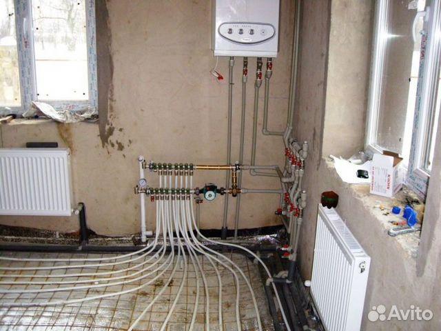 Напольное отопление как сделать