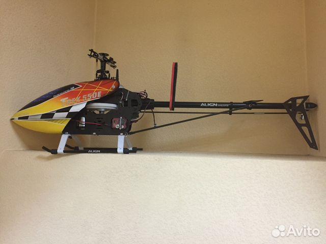 Baubericht Align T-Rex 550E PRO DFC - heli-planetcom