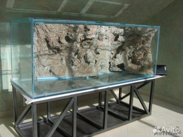 Весь декор в аквариум своими руками