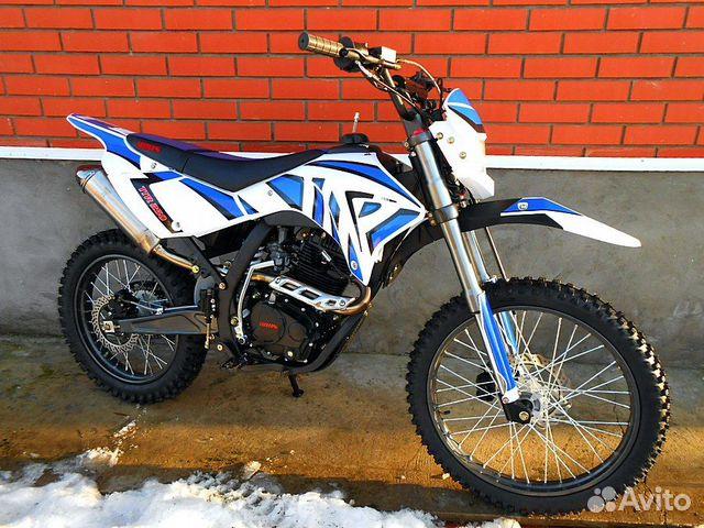 TTR25 R | внедорожный мотоцикл Irbis