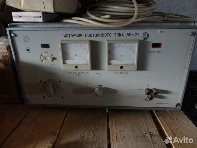 постоянного тока Б5-21