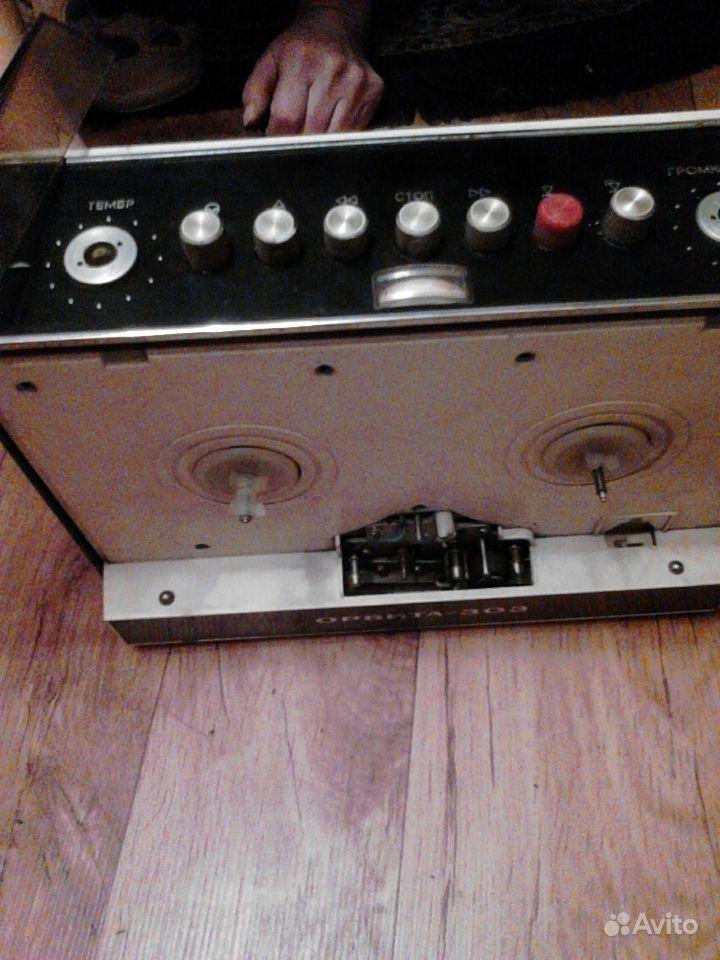 Орбита 303 магнитофон И астра