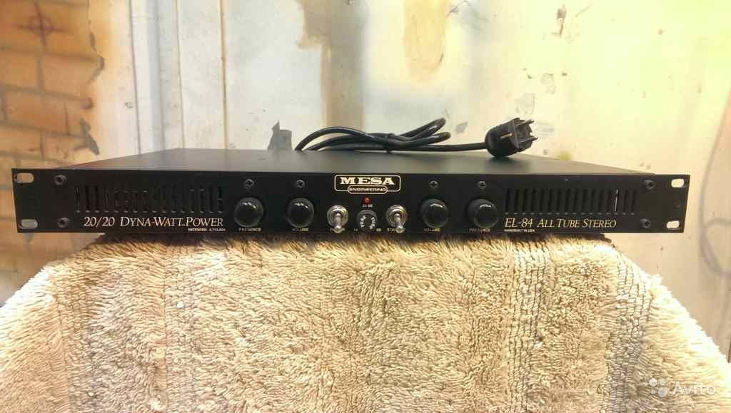 Mesa Boogie 20/20 stereo
