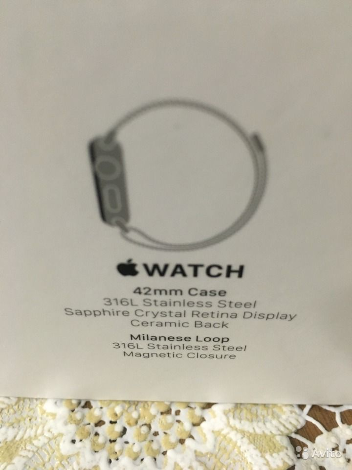 Полный обзор Apple Watch Sport 42mm | MyGadget