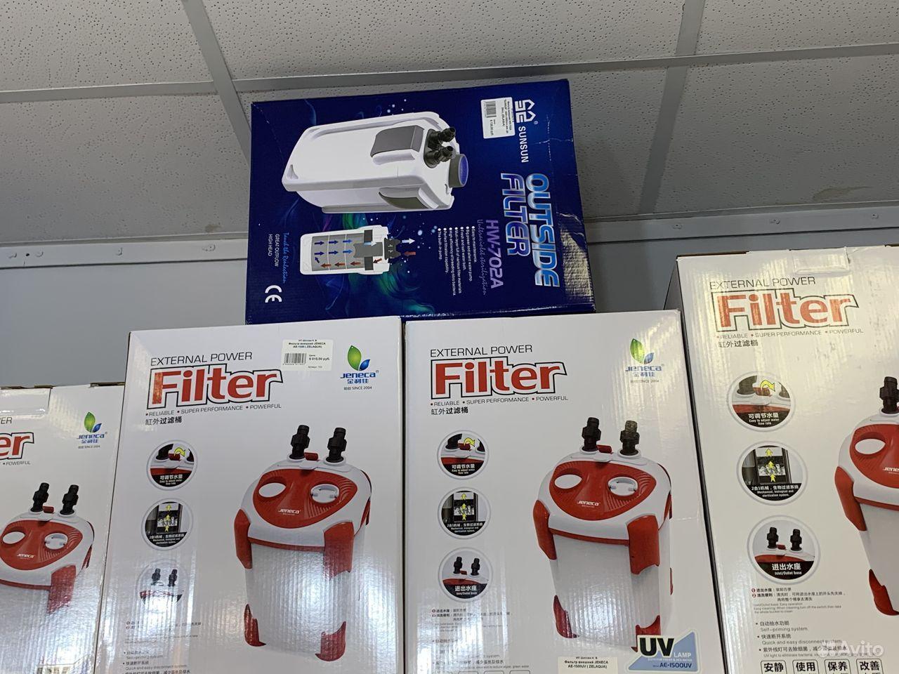Фильтр sunsun HW-702A для аквариумов до 300 л купить на Зозу.ру - фотография № 8