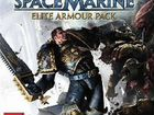 Warhammer 40.000 Space Marine. Elite Armour ps3