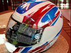 Мотошлем новый Fm Helmets (xs/54), Италия