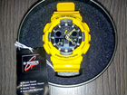 Casio G-shock GA-100A-9AER(оригинал)