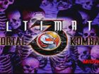 Новый картридж Sega Ultimate Mortal Kombat 3