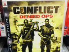 Conflict Denied Ops Sony Playstation 3 PS3