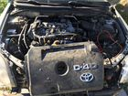 2ad-ftv двигатель в разбор
