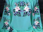 Вышиванки-блузки и юбки