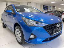 Hyundai Solaris, 2021, с пробегом, цена 591 000 руб.