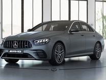 Mercedes-Benz E-класс AMG 3.0AT, 2021