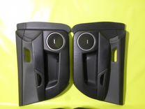 Обшивки Дверей Мазда 3 BK Спорт 2003-08г. Б/У