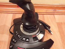 Продам джойстик Thrustmaster T-flight Stick X