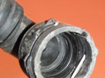 Патрубок верхний Skoda Fabia 2 (013378)