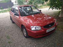 Hyundai Accent, 1999 г., Саратов