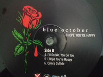 Blue October. I Hope You're Happy (Double LP)