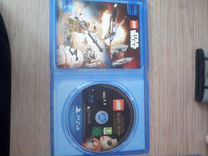 Игра на диске Lego Star Wars The Force Awakens PS4