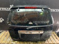 Крышка багажника Chevrolet Captiva