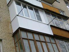 Остекление и отделка балконов и лоджий в ставропольском крае.