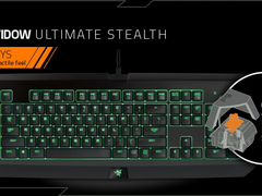 Razer Blackwidow UStealth(новая)