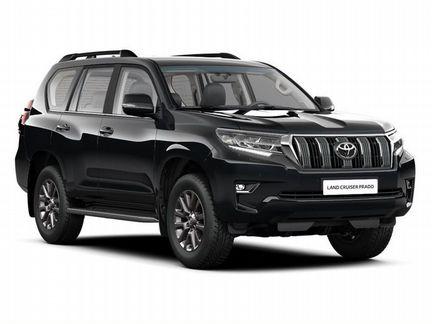 Toyota Land Cruiser Prado 4.0AT, 2019