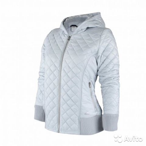 Куртка Adidas J Cross Q Jkt W62545— фотография №1