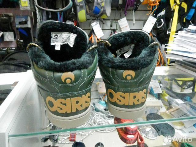 Купить недорого кроссовки Osiris в интернет магазине