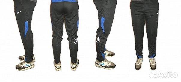 28422fac Объявление о продаже Узкие спортивные штаны Nike total 90 в Москве на Avito